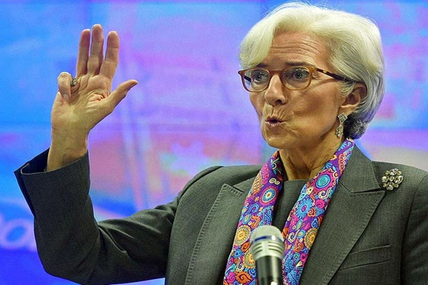 Indian Economy On Very Solid Track As A Result Of Structural Reforms: IMF Chief Christine Lagarde