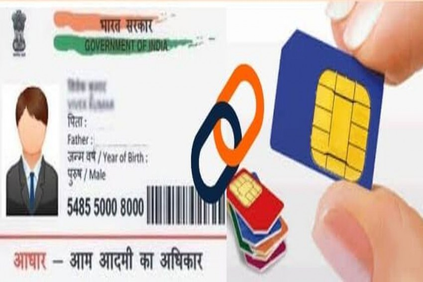 'Link Aadhaar To Your Mobile Number': Telecom Firms Bombard Consumers With Threat Messages