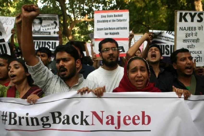 Complete Lack Of Interest By CBI In Missing JNU Student Najeeb Ahmed Case, Says Delhi High Court