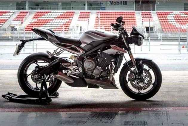 Triumph Street Triple Rs Launched At Rs 1055 Lakh Ex Showroom India