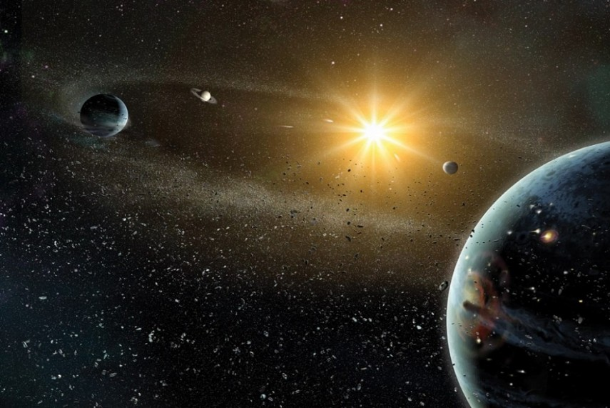 Planet Nine Does Exist In Solar System Nasa