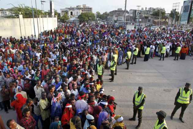 276 Killed In Deadliest Attack In Somalia's History, Toll Expected To Rise