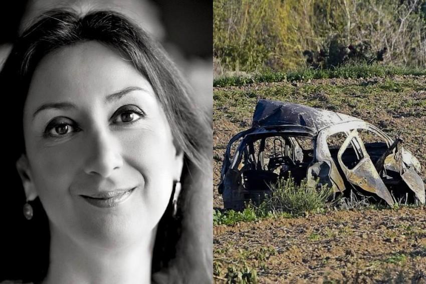 Panama Papers' Investigative Journalist From Malta Daphne Caruana Galizia Killed In Car Bombing