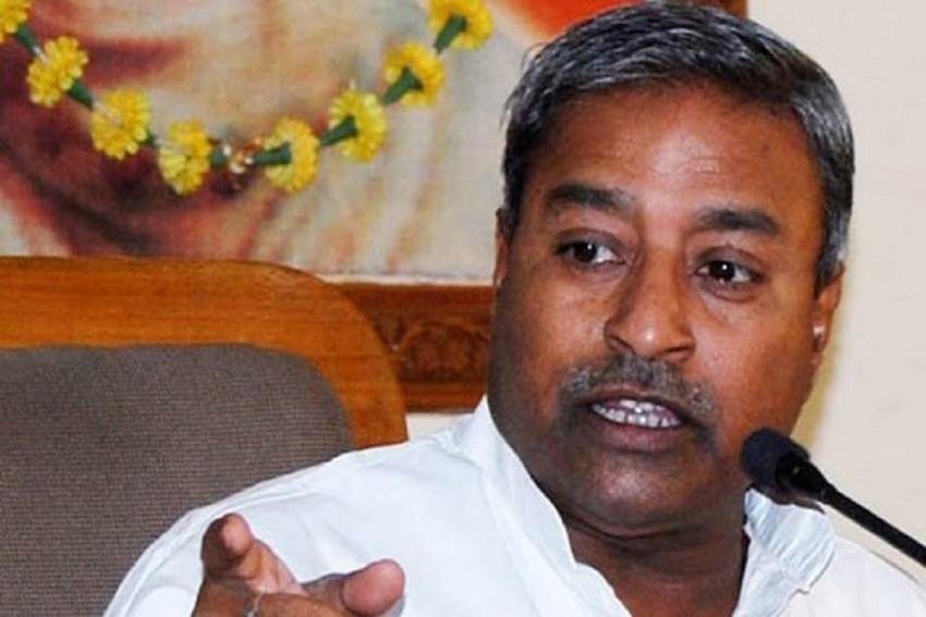 'Taj Mahal Used To Be A Shiva Temple That Mughals Destroyed,' Says BJP MP Vinay Katiyar