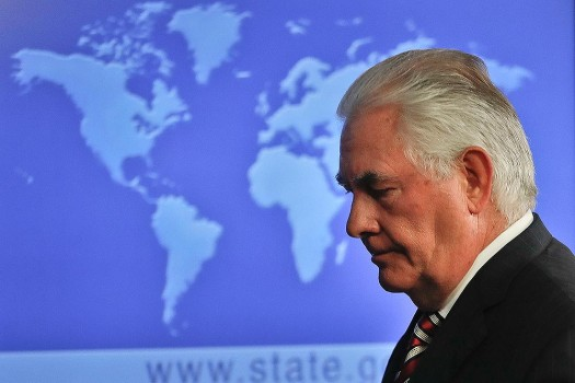 US Is India's Reliable Partner, Says Tillerson Ahead Of Visit