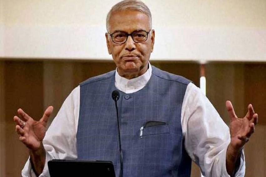 India Has Lost People Of Kashmir Emotionally, Says BJP Veteran Yashwant Sinha