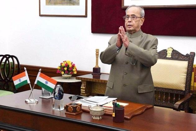 Rejected Afzal Guru's Mercy Petition On Govt's Advice, Says Former Prez Paranb Mukherjee