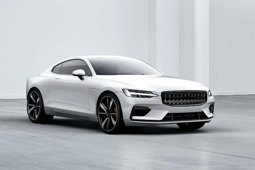 Volvo's Performance Arm Unveils The Polestar 1, Its First Hybrid Car