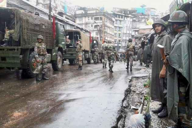 SC To Hear Centre's Plea Challenging Calcutta HC Order On Withdrawal Of Security Forces From Darjeeling