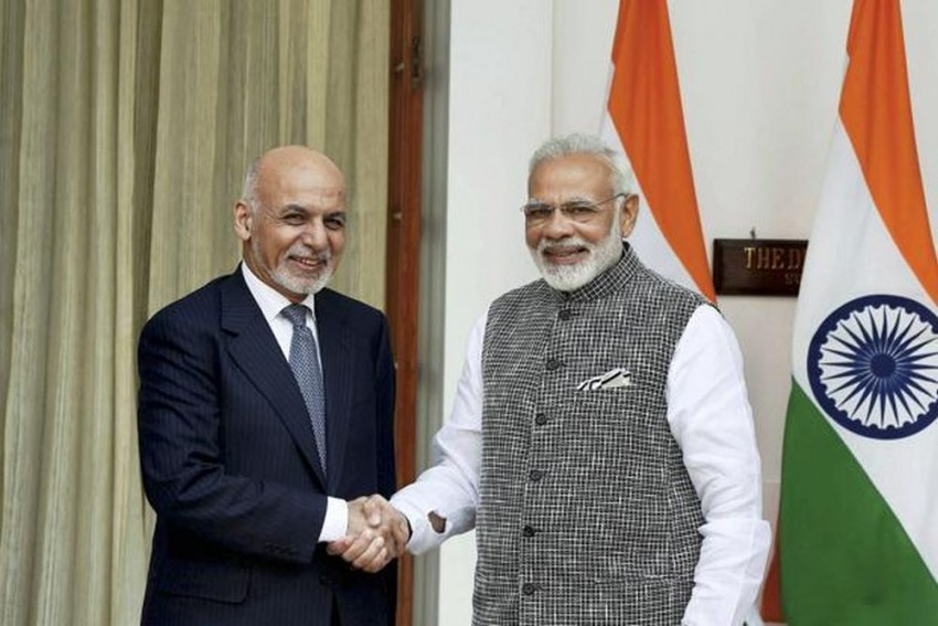 Will Join CPEC Only If Pakistan Allows Connectivity Between India, Afghanistan: President Ashraf Ghani