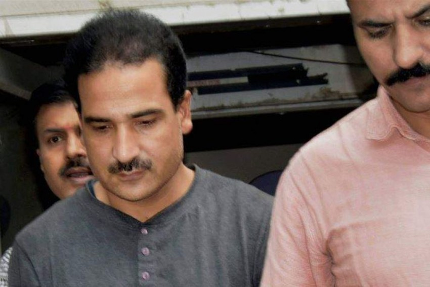 Terror Funding: NIA Carries Out Searches At Residence Of Syed Salahuddin's Son