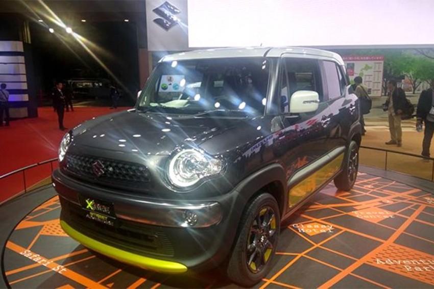 Meet Suzuki XBee Micro SUV