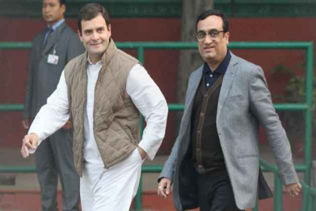 Rahul Gandhi Capable Of Leading Congress, UPA And Country: Ajay Maken