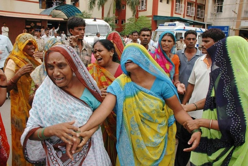 In Dry State Bihar, Hooch Tragedy Claims Four Lives, 8 Cops Suspended
