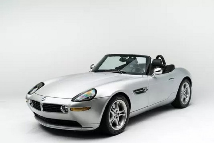 BMW Sports Car Once Owned By Steve Jobs Expected To Fetch Up To Rs 2.6 Crore