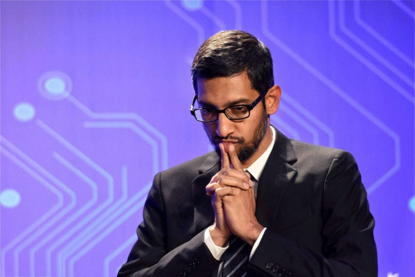 Google CEO Sundar Pichai To 'Drop Everything Else' And Address Burger Issue First
