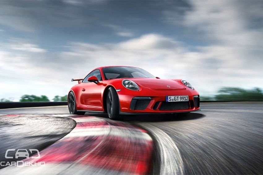 Porsche 911 GT3 Launching On October 9