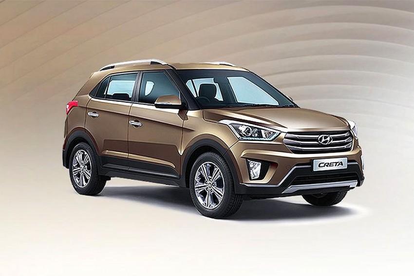 Hyundai Creta Gets New Colour And Interior Theme Option