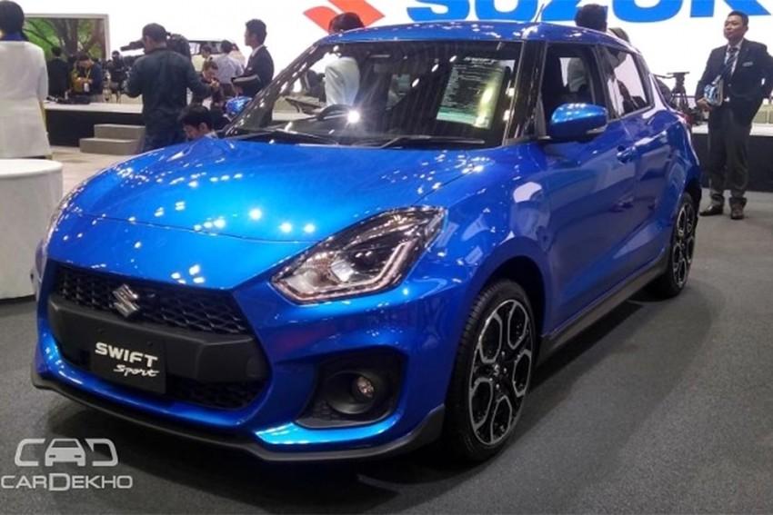 First Look Review: New Suzuki Swift Sport