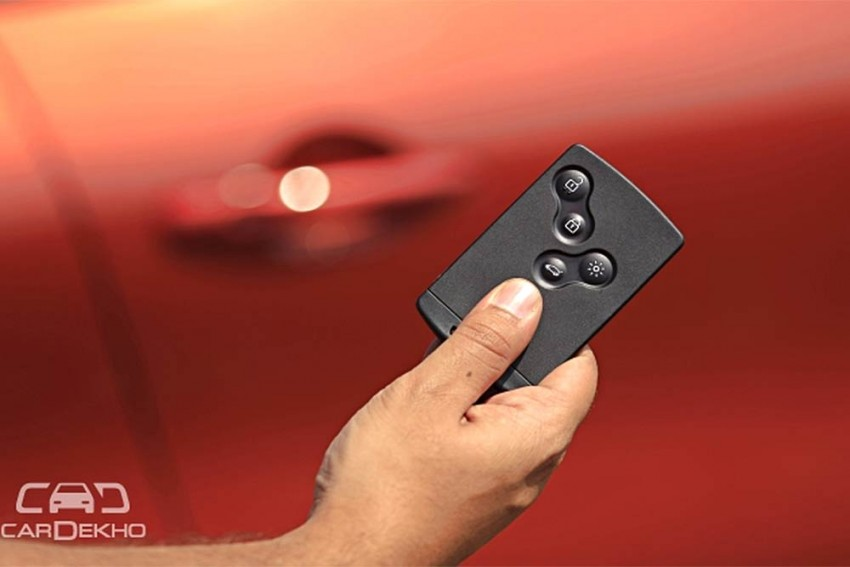 Renault Captur's Smart Access Card - What Is It?