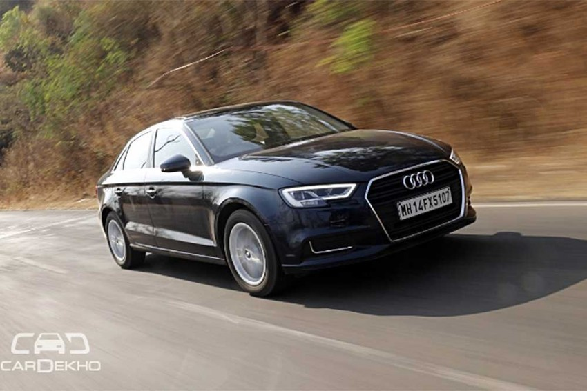 Audi India Introduces 'Comprehensive Service Plan' For A3 And A6 Models