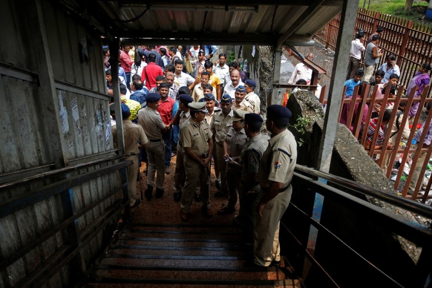 Army To Help Build Footover Bridge At Elphinstone Station Where 23 Were Killed In Stampede