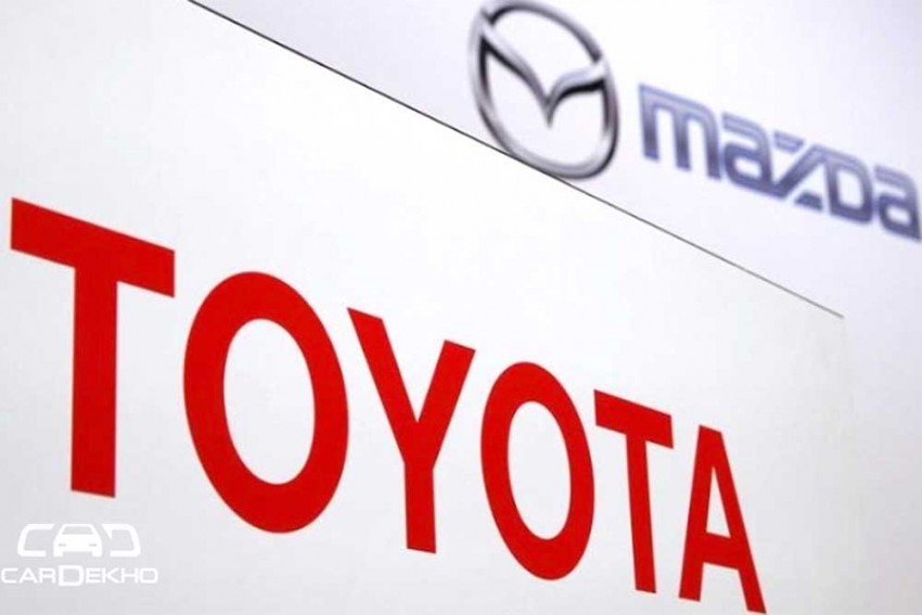 Toyota, Denso And Mazda To Co-Develop Electric Vehicle Technologies