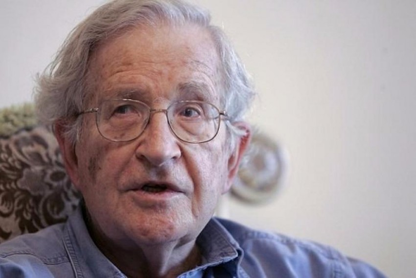 Pulling Out Of Paris Agreement Isolates The US As A Pariah State That Refuses To Participate In International Efforts: Noam Chomsky