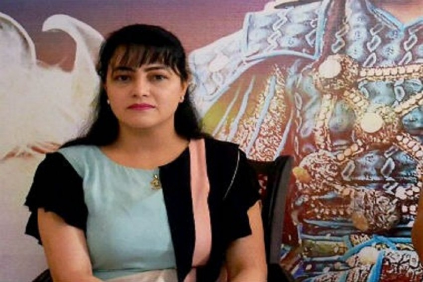 Honeypreet Insan Sent To Six-Day Police Remand By The Panchkula Court