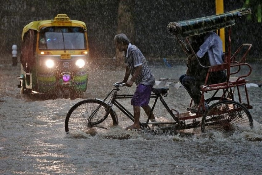 Extreme Rainfall Has Tripled In India Since 1950, Says Study