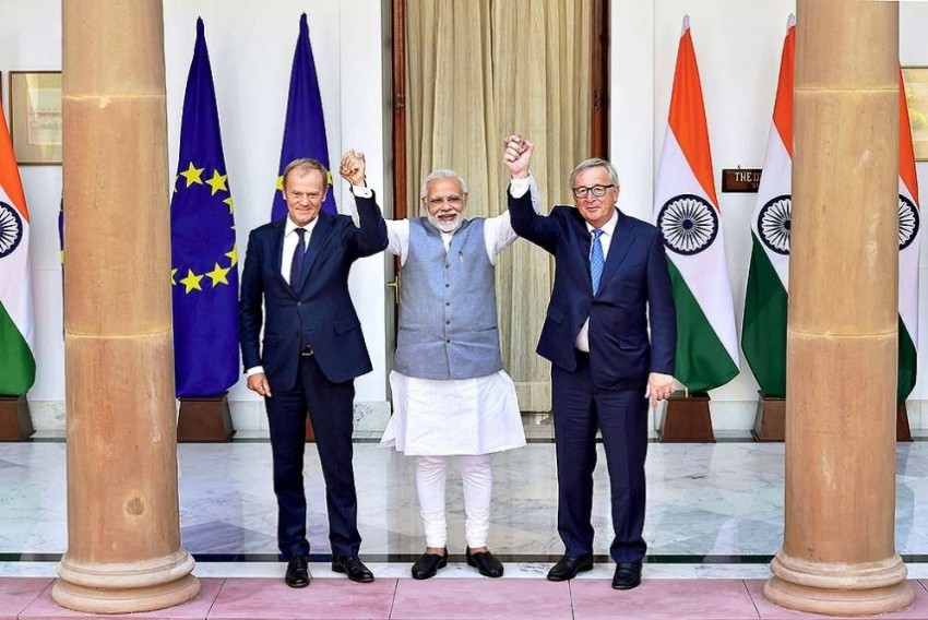India, EU Agree To Bolster Cooperation To Fight Terror