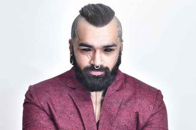 Meet Karan, First Indian To Get His Eyeballs Tattooed