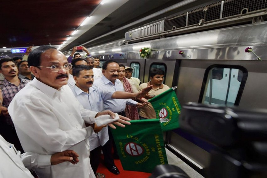 Ready To Pay 50% Of Funds Needed To Run Delhi Metro If Centre Pays The Rest: Arvind Kejriwal