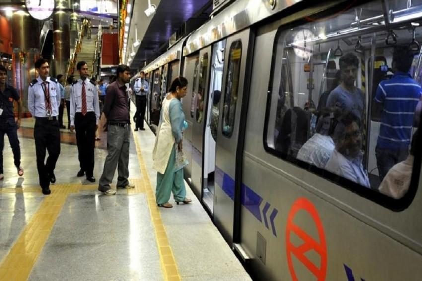 Sisodia Says Delhi Metro Fare Hike Is A 'Conspiracy' To Help Private Cab Operators