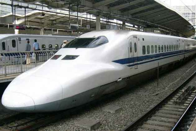 Bullet Train Route Between Mumbai And Ahmedabad Is Loss-Making, Reveals Railway RTI Reply