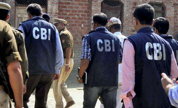 Crime Branch Cop Arrested By CBI While Taking A Bribe Of Rs 70,000