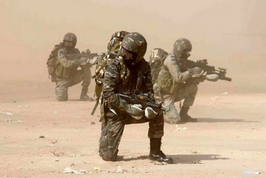 Indian Commandos Heads To Israel For 'Major' Military Drill