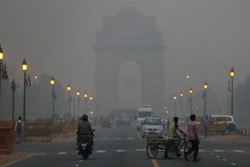 India, Pakistan Need To Collaborate To Deal With Smog', Says Pakistan Ministry
