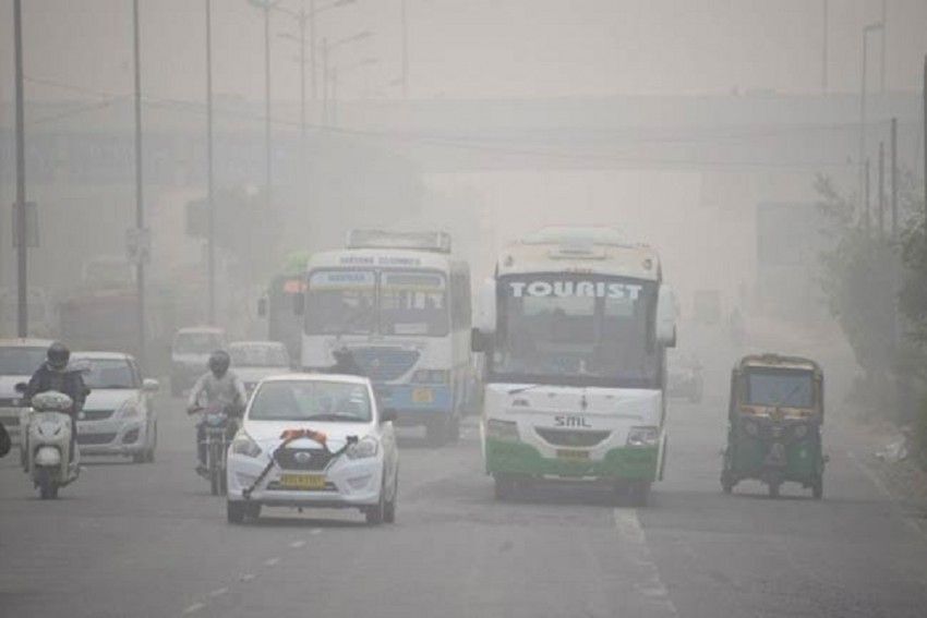 Odd-Even: How Much Do Cars Contribute In Keeping The City's Air Noxious?