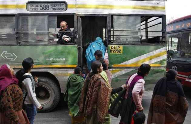 Odd-Even: To Encourage Use Of Public Transport, Govt Offers Free Rides In All DTC And Cluster Buses From November 13-17