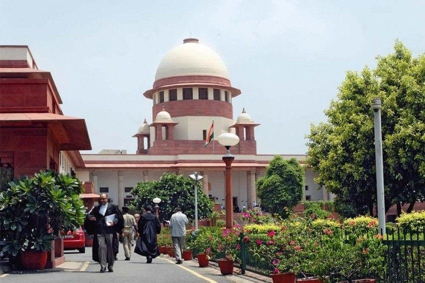 Supreme Court Overturns 2-Judge Bench Order On Judge-Fixing Case, Prashant Bhushan Storms Out Of Courtroom