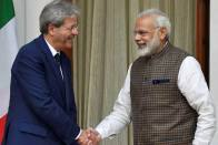 Italian Prime Minister Gentiloni's Visit To India Has Restored Mutually Beneficial Ties