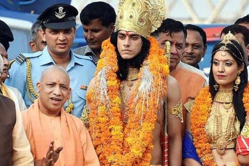 On Issue Of Ram Mandir, Yogi Adityanath Says Nothing In India Can Be Undertaken Without Ram