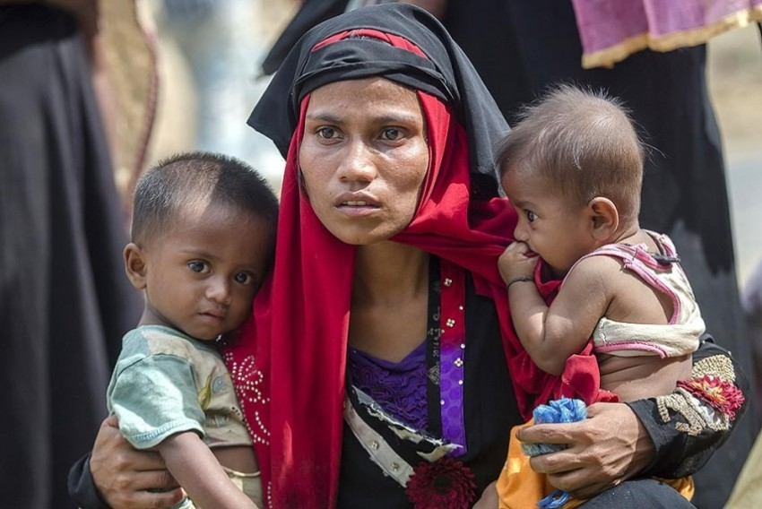 Rohingya Women Made To Witness Murder Of Their Kins Before Myanmar Troops Gangraped Then, Says HRW