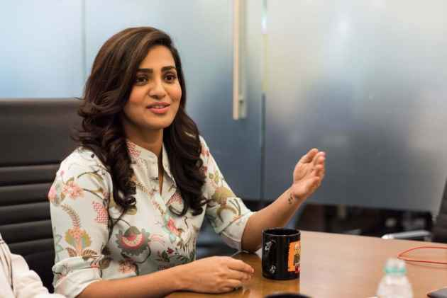 Our Rom-Coms Were Like Eating 15 Lollipops At A Go; In <em>Qarib Qarib Singlle</em>, You Are Getting Some <em>Chivada</em>: Parvathy
