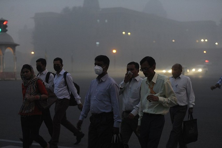 On Behalf Of Diplomats, Dean Of Diplomatic Corps To Meet MEA Joint Secretary To Raise Issue Of Delhi Air Pollution