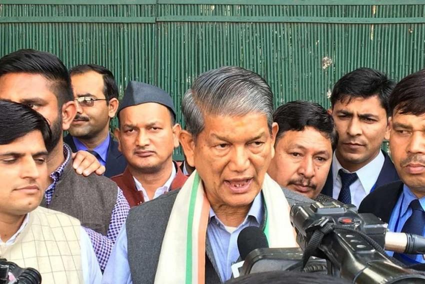 Development Has Gone For Holiday, Says Former Uttarakhand CM Harish Rawat