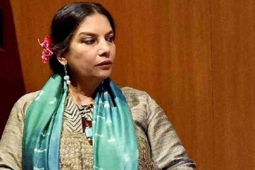 <em>Padmavati</em>: This Is Exactly Like Congress Celebrating IFFI After Safdar Hashmi's Murder In 1989, Says  Shabana Azmi