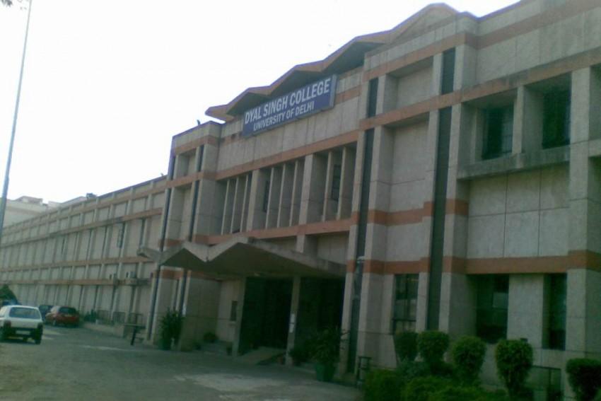 Delhi's Dyal Singh Evening College Will Now Be Vande Mataram Mahavidyalaya