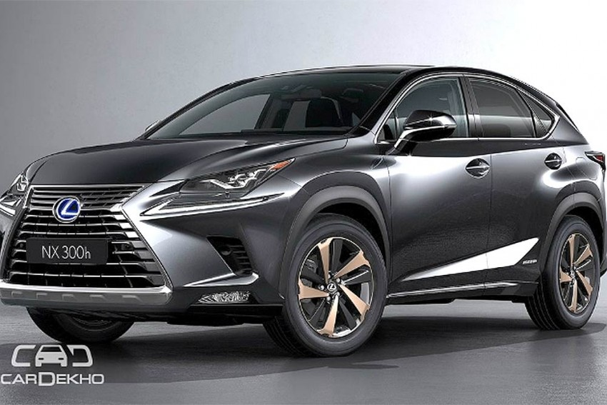 Lexus NX 300h To Launch In India